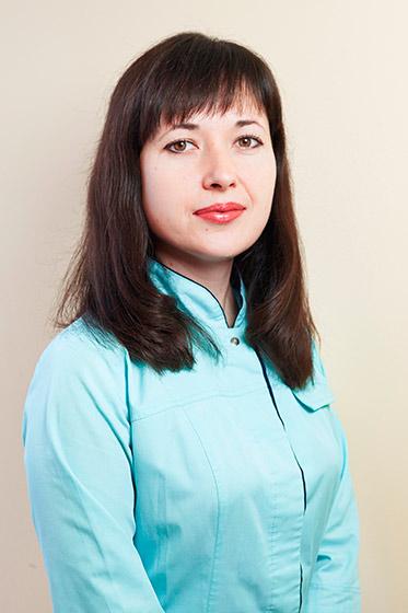 Копаницкая Юлия Сергеевна