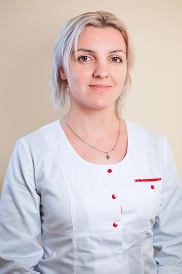Кошарная Лилия Игоревна