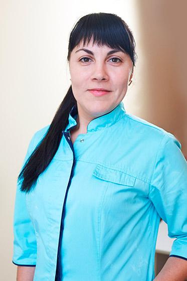 Павлюк Елена Станиславовна