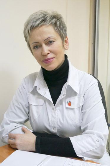 Тарасенко С. С. Гастроэнетролог в Харькове