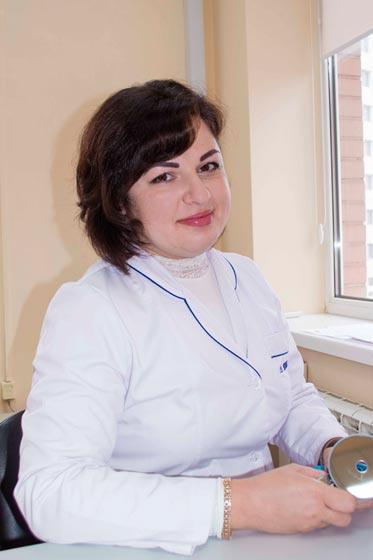 Цокарева Сасина Алёна Анатольевна