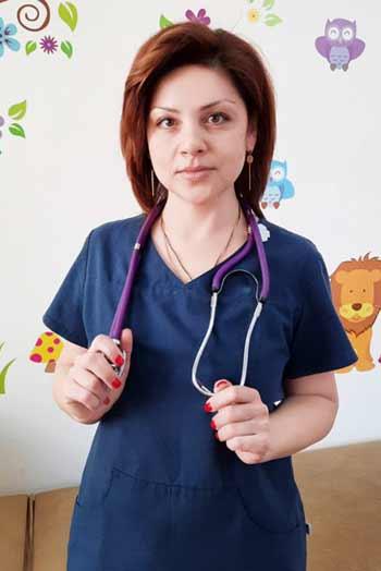 Третяк Татьяна Александровна